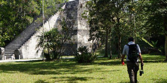 Guatemala-Tikal Faszination Dschungel